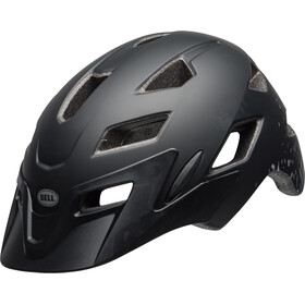 Bell Sidetrack Helmet Youth matte black/silver